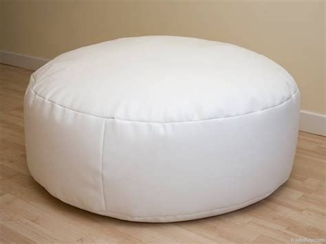 high quality leather bean bag chairs high quality pu leather bean bag by hangzhou mengzan