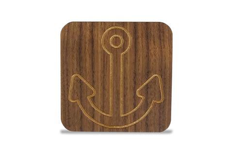 Cup Mat modern wooden coaster cup mat www echosusa