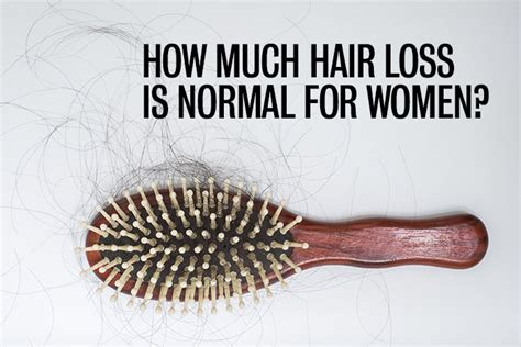 How Much Hair Shedding Is Normal how much hair loss is normal for hair