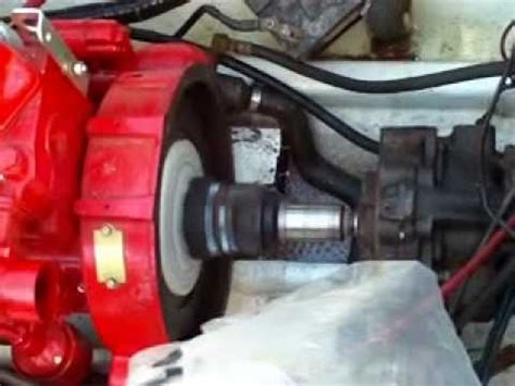 diesel boat conversion mercruiser to diesel conversion part two for under two and