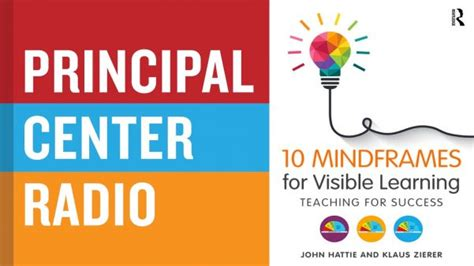 10 mindframes for visible learning teaching for success books hattie ten mindframes for visible learning teaching