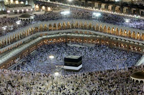 sponsors makkah vs makkah when does hajj 2017 start and end over 1 2 million