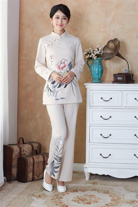 Xl Ukiki 2in1 Set Denim fashion beige s clothing linen sleeve jacket suits set size m l xl xxxl 4xl