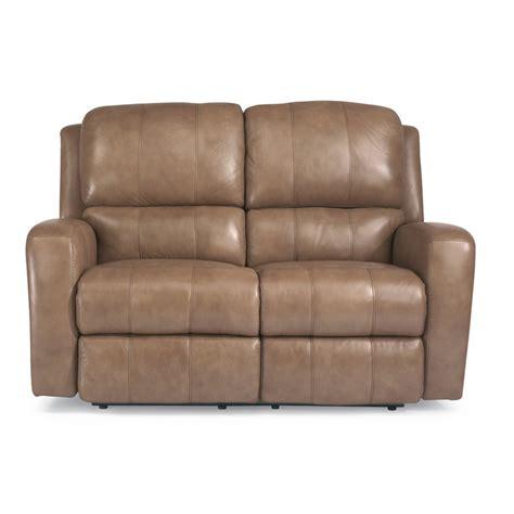 flexsteel loveseat recliner flexsteel 1157 60p hammond leather power reclining