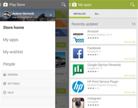 Play Store My Apps My Apps What Is It And What Can You Do With It