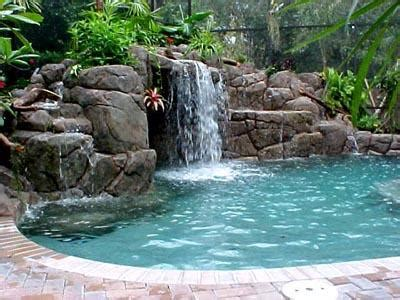 Mata Ponds above ground pool landscaping images landscape designs