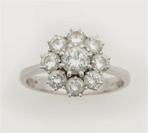 anello fiore diamanti anello fiore con diamanti gioielli cambi casa d aste