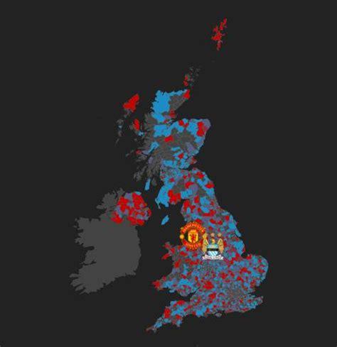 map uk football clubs ordnance survey football fan maps ordnance survey