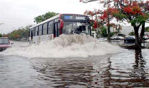 imagenes inundacion indios verdes la jornada inundaciones en qr por onda tropical 44
