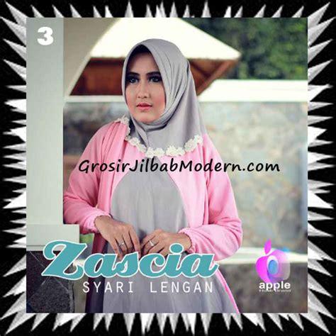 Inner Bergo Pet Ciput Pet Dalaman Kerudung jilbab lengan bergo pet syar i zascia original by apple brand no 3 abu grosir jilbab