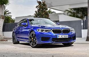 2018 bmw m5 officially revealed 0 100km h in 3 4 seconds