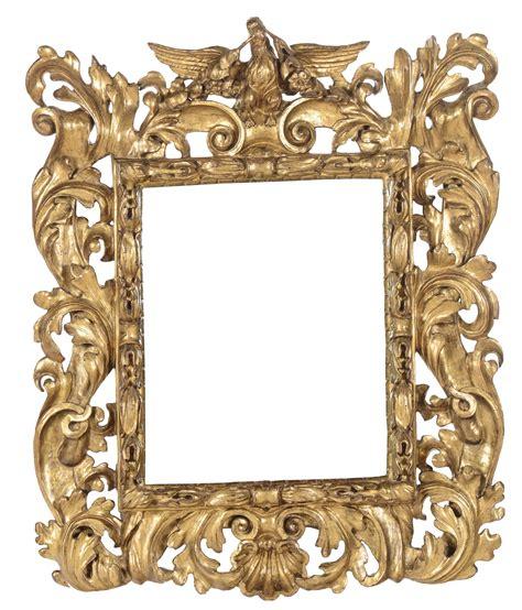 cornici per ste antiche grande specchiera con cornice in legno intagliato e dorato