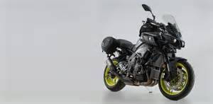 Construction Lights By Motorbike Yamaha Mt 10 Sw Motech