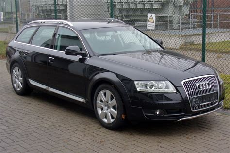 Audi A6 3 0 Tdi Wiki by File Audi A6 Allroad Quattro 3 0 Tdi Phantomschwarz Jpg