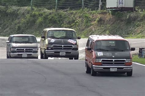 dodge ram vans find out why dodge racing is a thing in japan