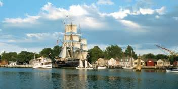 history of mystic seaport mystic seaport