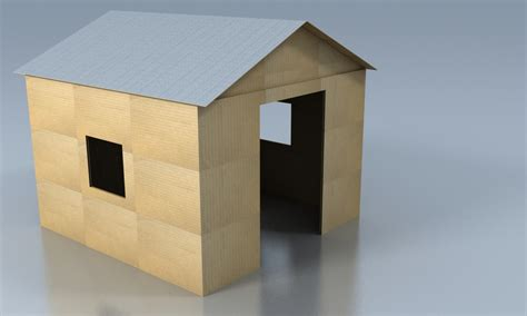cardboard house cardboard house by drzarqawi on deviantart