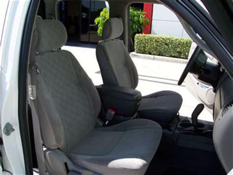 Seat Covers For 2005 Toyota Tacoma Toyota Tacoma 2005 2011 Iggee S Leather Custom Fit Seat