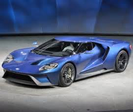 ford gt refresh unveiled in detroit powered by