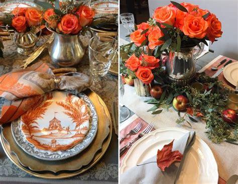 ideas para decorar la mesa en thanksgiving ideas para decorar la mesa en acci 243 n de gracias ensalpicadas