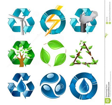 imagenes de simbolos suicidas reciclaje del conjunto de s 237 mbolos fotograf 237 a de archivo