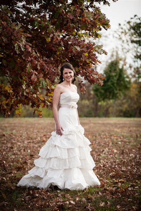 rustic strapless mermaid white wedding dress with
