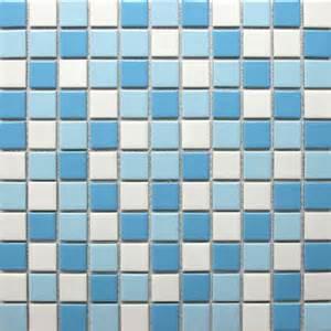 blue and white ceramic tile backsplash swimming pool tiles ceramic mosaics white blue backsplash tile bathroom flooring walls decor