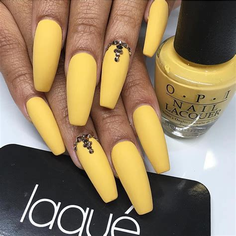nails designs yellow acrylic and white pinterest ankabea coffin nails pinterest yellow