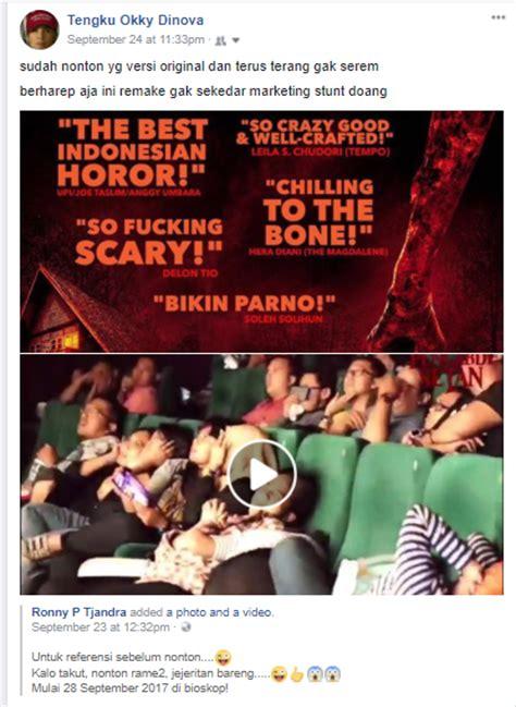 film pengabdi setan review just a review from me movie pengabdi setan 2017 review