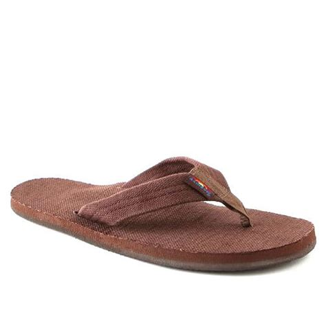 hemp rainbow sandals rainbow hemp single layer eco sandal