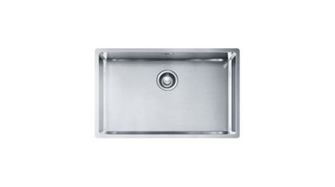 Franke Kitchen Sink Box 210 72 franke box bxx 210 110 68 stainless steel sink