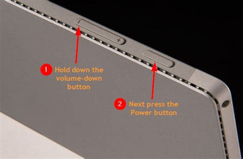 two button restart surface pro 3 top 4 methods to reset surface laptop password on windows