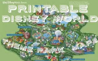 Printable Disney World Maps by 8 Best Images Of Disney World Maps Printable Walt Disney