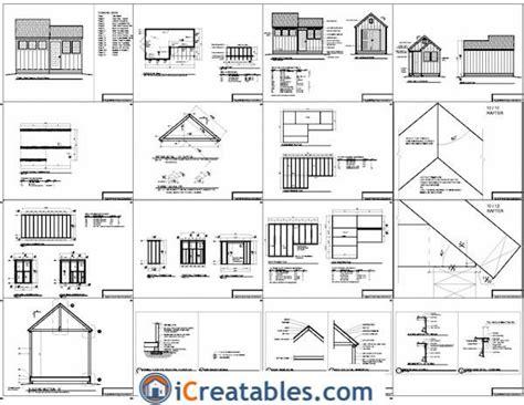 6 215 8 sheds free plans pallet shed ideas