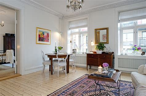 Apartment Decorating Country Style Noir Blanc Un Style