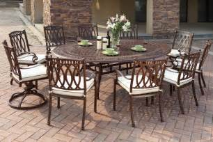 Cast Aluminum Patio Chairs » Home Design 2017