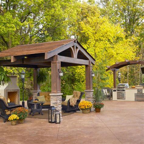 Awesome Garden Gazebo Design With Gazebo Design Trends