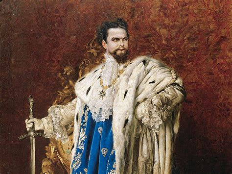 painting king bavaria southern germany bavarian king ludwig ii