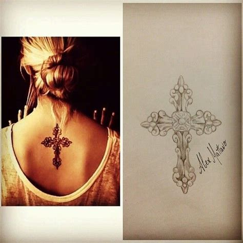 female cross tattoo 39 best tattoos ideas images on cross tattoos