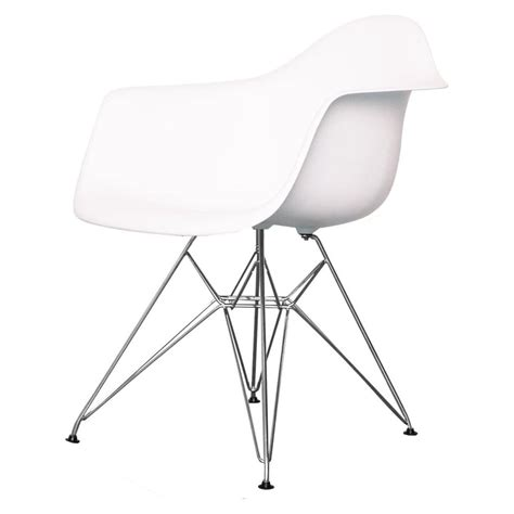 eames eiffel armchair buy eames style eiffel cool white chair retro white