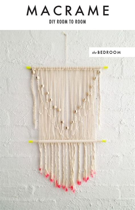 Macrame Wall Hanging Tutorial - the house that lars built diy room to room macrame