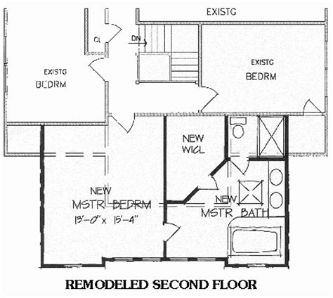 master bedroom suite plans new master suite brb17 5177 the house designers