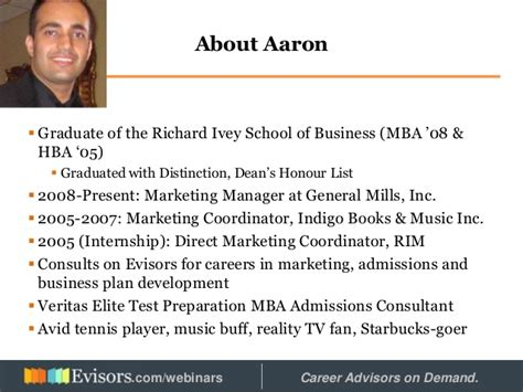 Starbucks Marketing Mba Intern by Branded For Careers In Brand Management