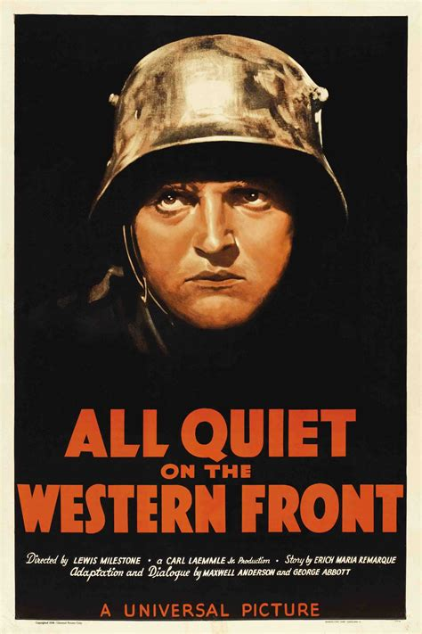 film perang all quiet on the western front all quiet on the western front 1930 jon watches movies