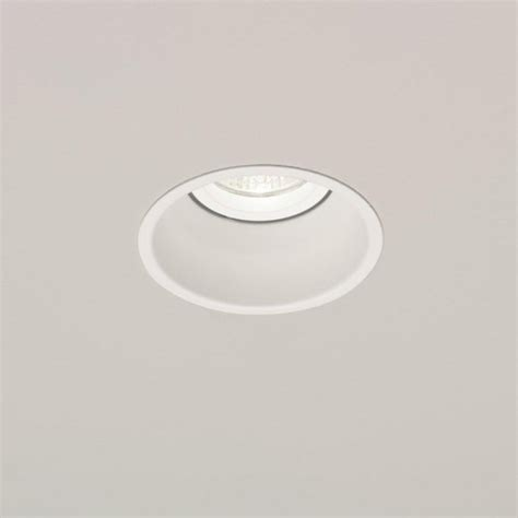 astro lighting minima single light fixed halogen recessed
