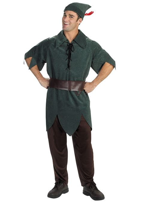 costume for adults pan costume