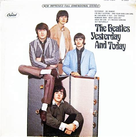 Cbs Uk Singles Discography 1965 1967 At Sixtiesbeat | beatles yesterday and today the woodstock whisperer