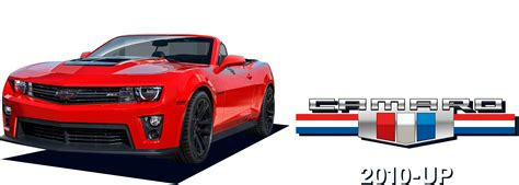 Gen 5 6 2010 2017 Camaro Parts And Accessories