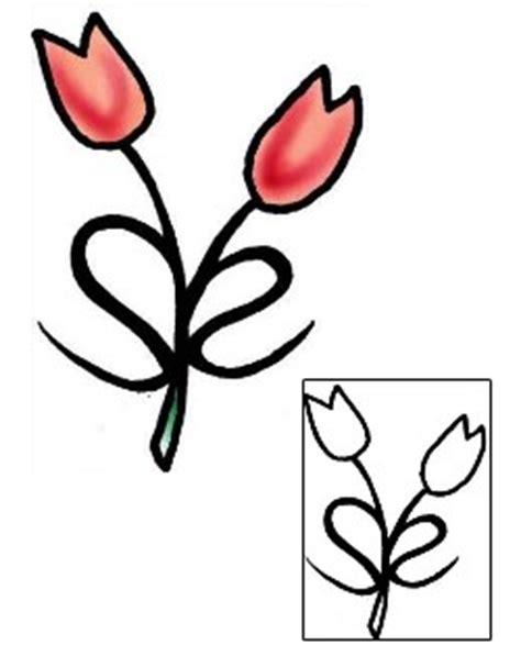 tribal tulip tattoo johnny tulip tattoos