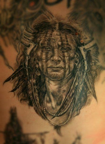 shaman tattoo axi goregots genius seattle wa black and